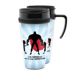 Super Dad Acrylic Travel Mugs