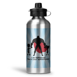 Super Dad Water Bottle - Aluminum - 20 oz