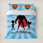 Super Dad Duvet Covers
