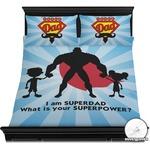 Super Dad Duvet Cover Set