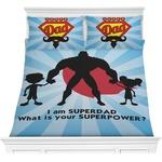 Super Dad Comforter Set