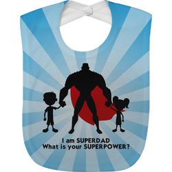 Super Dad Baby Bib