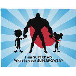 Super Dad Placemat (Fabric)