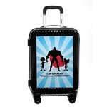 Super Dad Carry On Hard Shell Suitcase