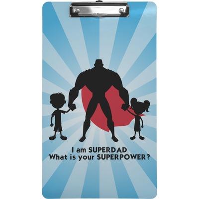 Super Dad Clipboard (Legal Size)