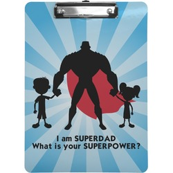 Super Dad Clipboard