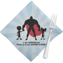 Super Dad Napkins (Set of 4)