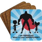 Super Dad Coaster Set