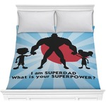 Super Dad Comforter