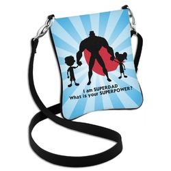 Super Dad Cross Body Bag - 2 Sizes