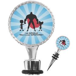 Super Dad Wine Bottle Stopper