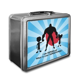 Super Dad Lunch Box