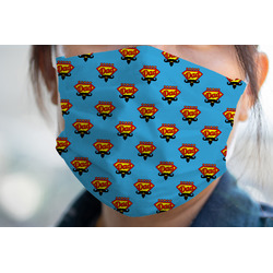 Super Dad Face Mask Cover