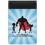 Super Dad Genuine Leather Small Memo Pad