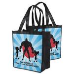 Super Dad Grocery Bag