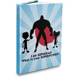 Super Dad Hardbound Journal
