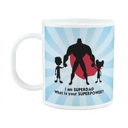 Super Dad Plastic Kids Mug