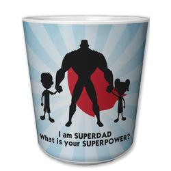 Super Dad Plastic Tumbler 6oz