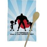 Super Dad Kitchen Towel - Full Print