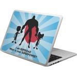Super Dad Laptop Skin - Custom Sized