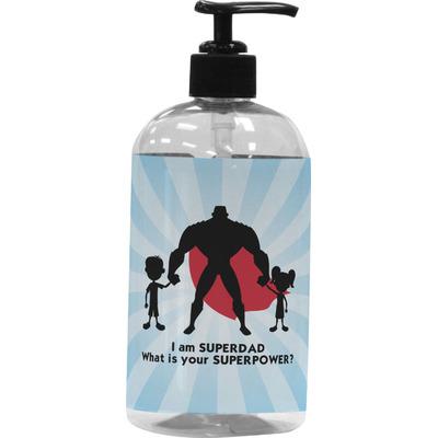 Super Dad Plastic Soap / Lotion Dispenser