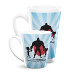 Super Dad Latte Mug