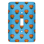 Super Dad Light Switch Covers - Multiple Toggle Options Available