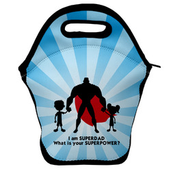 Super Dad Lunch Bag