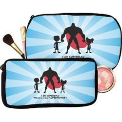 Super Dad Makeup / Cosmetic Bag