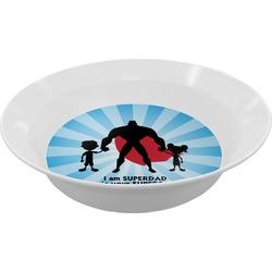 Super Dad Melamine Bowls