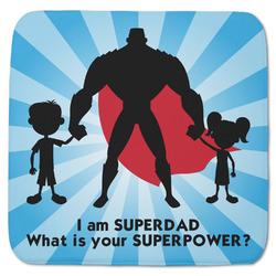 "Super Dad Memory Foam Bath Mat - 48""x48"""