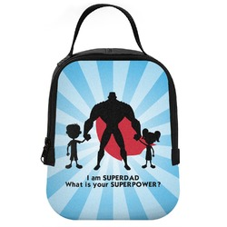 Super Dad Neoprene Lunch Tote