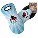 Super Dad Neoprene Oven Mitt