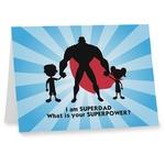 Super Dad Note cards