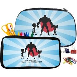 Super Dad Pencil / School Supplies Bag