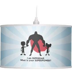 Super Dad Drum Pendant Lamp