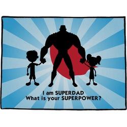 Super Dad Door Mat