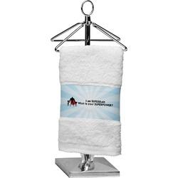 Super Dad Finger Tip Towel