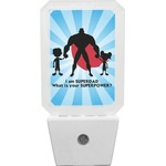 Super Dad Night Light