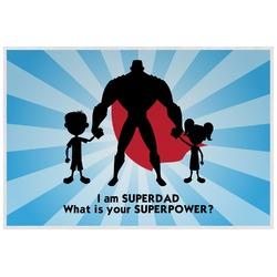 Super Dad Placemat (Laminated)