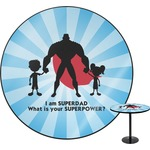 Super Dad Round Table