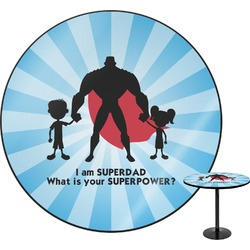 Super Dad Round Table