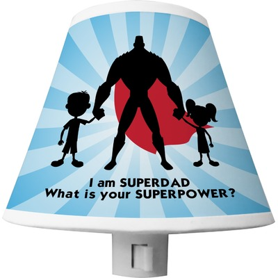 Super Dad Shade Night Light