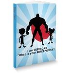 Super Dad Softbound Notebook