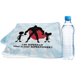 Super Dad Sports & Fitness Towel
