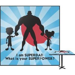 Super Dad Square Table Top