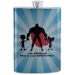 Super Dad Stainless Steel Flask