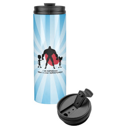 Super Dad Stainless Steel Tumbler