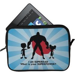 Super Dad Tablet Case / Sleeve
