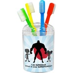 Super Dad Toothbrush Holder